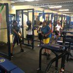 Girls' Basketball Open Season Workouts off to a great start…