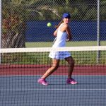 Berkeley High School Girls Varsity Tennis beat Manning High School 7-0