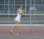 Berkeley High School Girls Varsity Tennis falls to Beaufort High School 4-2