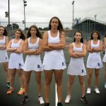 Lady Stags Tennis wins 6-0 and advances to 2nd round of playoffs