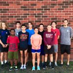 Cross Country Headed to State Meet