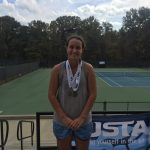 Cotuna places 3rd in State Singles Tournament