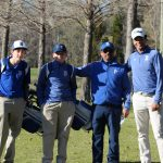 Boys Varsity Golf finishes 1st place at Colleton County & Colleton Prep.