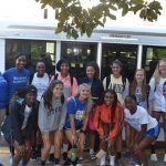Stags Volleyball Attend Camp at USC