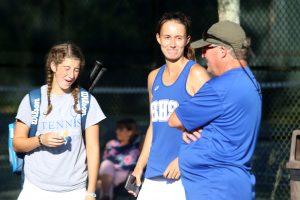 082818 Girls Tennis vs W Ashley