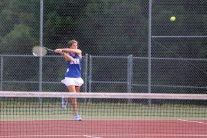 082318 Girls Tennis vs Ashley Ridge