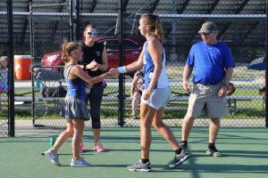092518 Girls Tennis vs Cane Bay