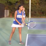 100818 Girls Tennis vs Stratford