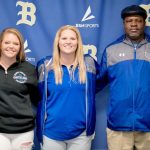 Stags Softball sends handful to college