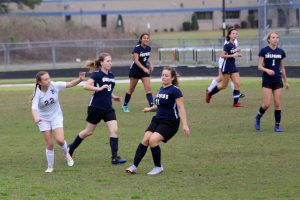 Girls Soccer vs Battery Creek (pt2)