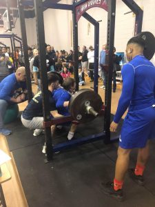 2019 Weight Lifting State Meet