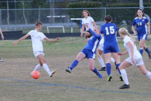 032219 Girls Soccer vs James Island