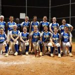 Congratulations to Berkeley Bteam Softball on Winning the Gold bracket J.V Tournament