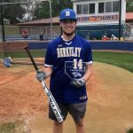 Congratulations to Jeffrey Zeigler for winning the H.I.T Tournament Homerun Derby