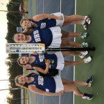 Girls Varsity Tennis beats Fort Dorchester 4 – 2
