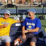 Tennis Bench Dedicated