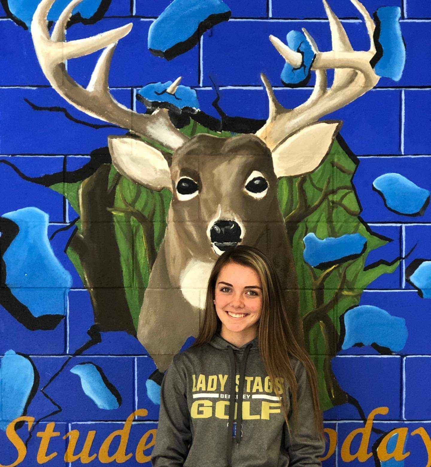 Mittie Borden who is our athlete of the week!