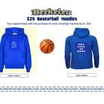 Get your Berkeley Basketball Hoodie NOW!!!