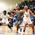 Teamwork key for Lady Stags as region begins