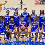 Girls Varsity Basketball falls to Goose Creek 41 – 27
