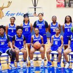 Lady Stags beats West Florence 36-34 in Round 1