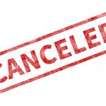 All Athletic Events and Workouts Canceled 8/3 Due to Poor Weather Contitions