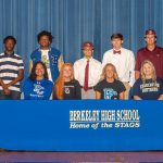 Congratulations to our Stag Spring 2021 College Athletic Signings
