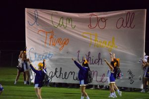 Varsity Cheer 2016