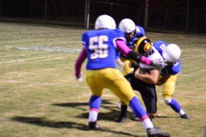 Freshmen Football 10-4-16