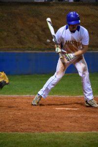 Varsity Baseball v. Danville 2/28