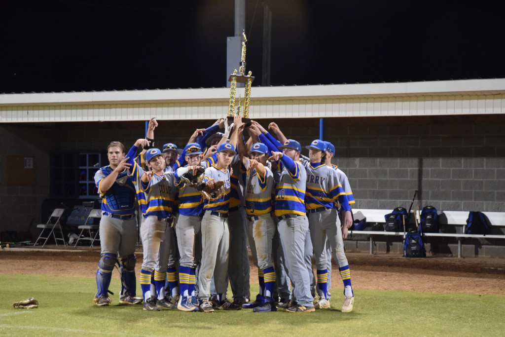 Yellow Jackets win Walker County Baseball Tournament