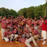 Middle College High School Varsity Baseball beat Mitchell High School 9-0