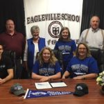 Eagleville's Katherine Minatra signs with Indiana State University