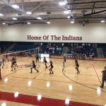 7th Grade Volleyball falls to Butler on Tuesday