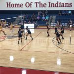 8th Grade Volleyball falls to Butler