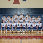 8th Grade Football downs Sidney for 1st win of season.