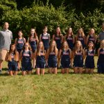 Girls Varsity Cross Country finishes 25th place at Saturday Night Lights Event