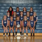 7th Grade Volleyball beats Mad River