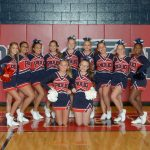 Jr. High Cheer WINS the National Trail Competition