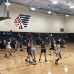 Girls 8th Grade Basketball falls to Fairborn