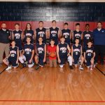 Boys 8th Grade Basketball beats Fairborn for 1st Victory of Season