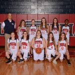 8th grade girls basketball upended in opening round of MVL Tournament