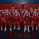 Varsity Wrestling at Ben Logan Invitational
