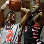 Mekhi Lairy enters Bosse's 1,000-point club
