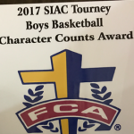 Javi Langley Receives FCA Character Counts Award