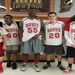 Bosse Unified Basketball Puts on a Show!