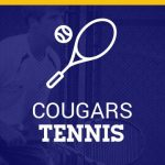Cougar's Boy's Tennis Team Comes Up Short Against Rival Blue Comets