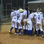 Southwestern Randolph High School Varsity Softball beat Southern Guilford High School 11-1