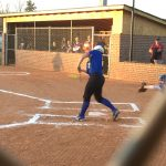Southwestern Randolph High School Varsity Softball beat Randleman High School 11-0
