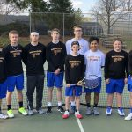 SOUTHWESTERN RANDOLPH BOY'S TENNIS VS WALTER M. WILLIAMS HIGHLIGHTS